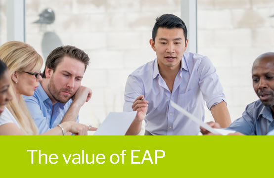 The value of EAP