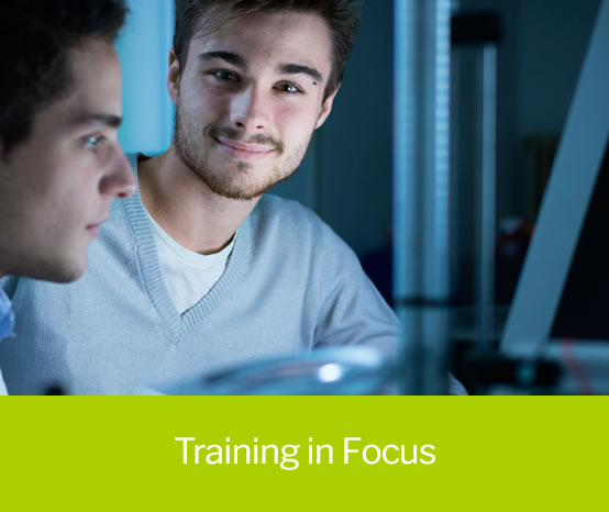 Training in focus