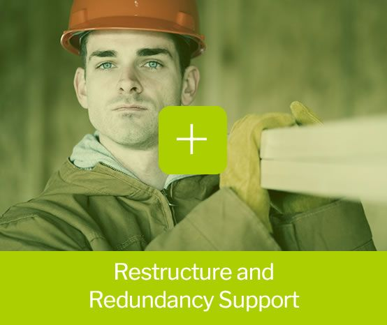 Restructure and Redundancy Support